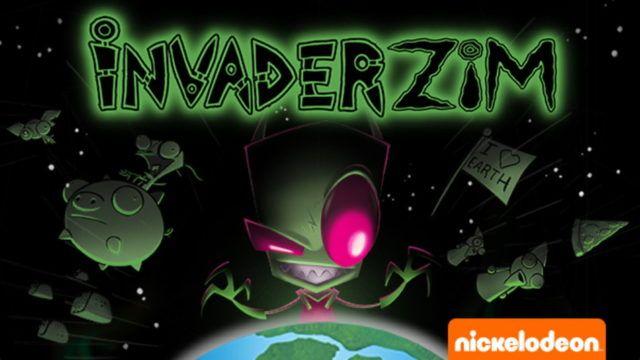 More Invader Zim