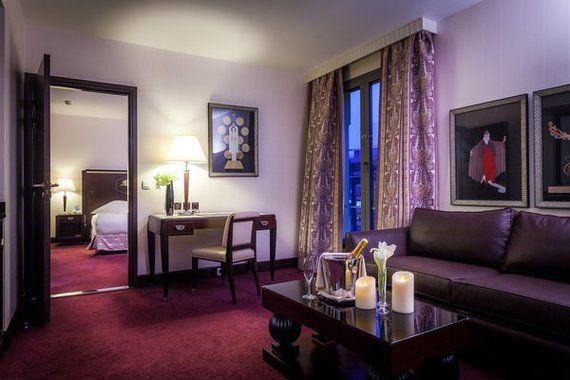 paris hotels roundups most romantic