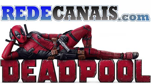 Deadpool (Legendado) - 2016 - 1080p