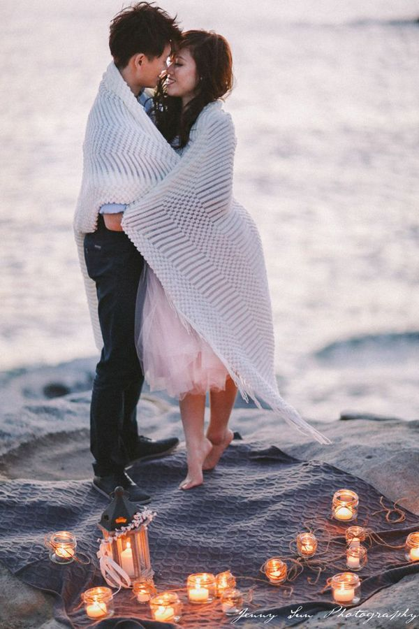 Engagement Shoot Inspiration: 15 Couple Poses You've Just Got To Try! - The Wedding Scoop: Directory, Reviews and Blog for Singapore Weddings