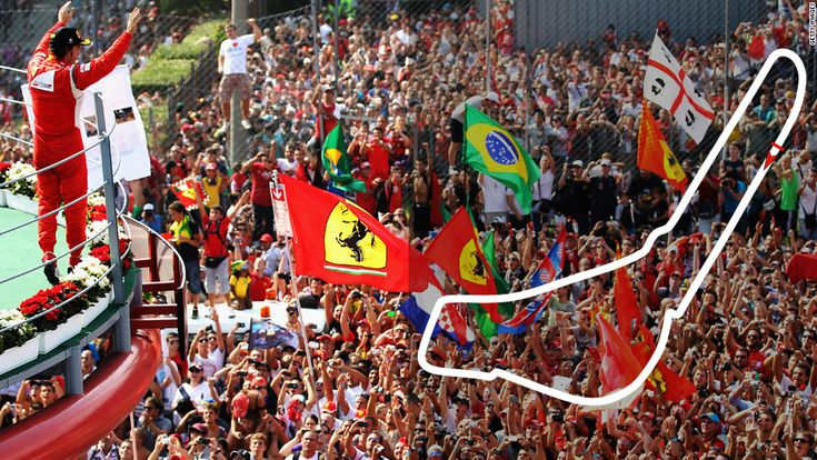 Italian Grand Prix: September 9, 2012 - Monza