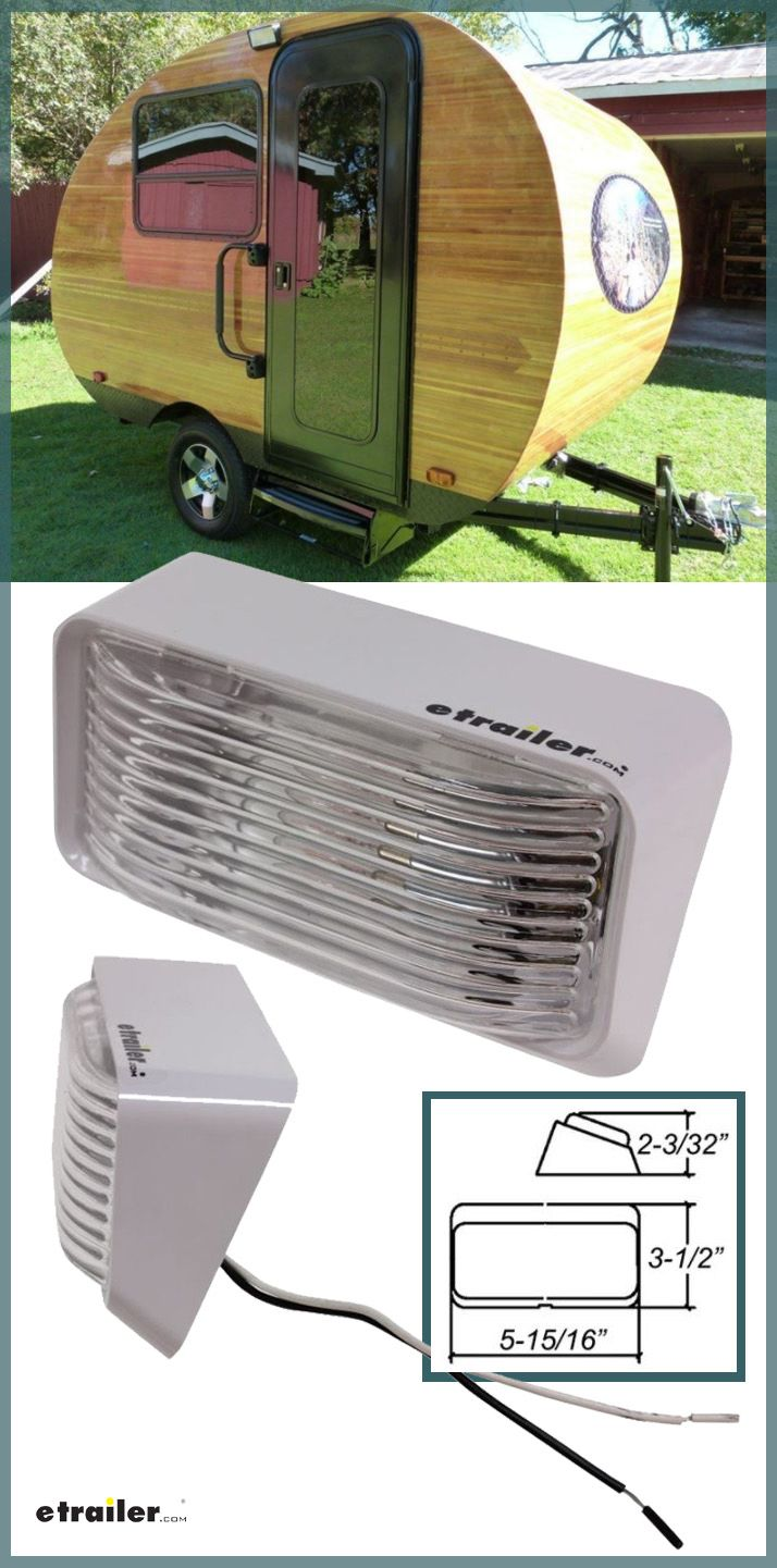 189 Best Camper Images On Pinterest Camp Trailers Camping Trailer Light Wiring Harness 4 Flat 35ft To Redo Lights Rv Rectangular Porch And Utility Clear