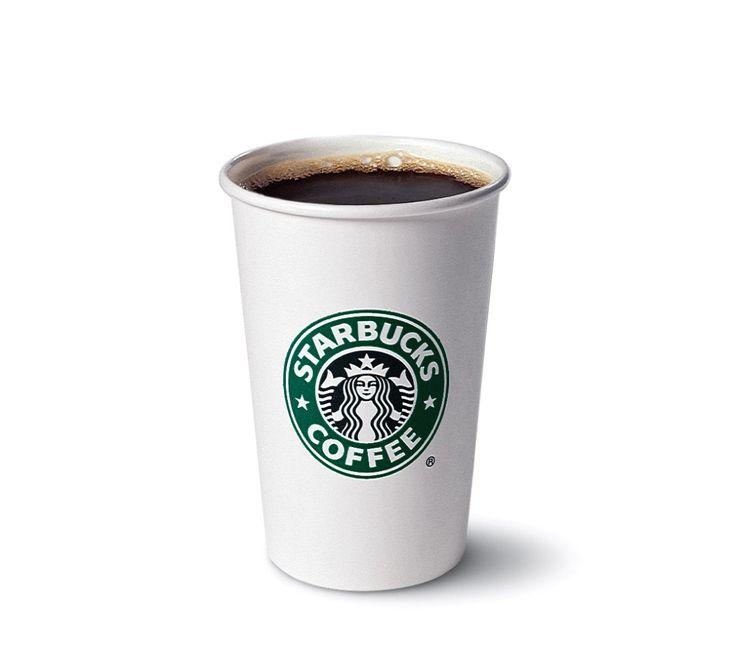 Starbucks standard.