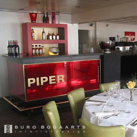 Restaurant Tropen aan Zee, Bloemendaal