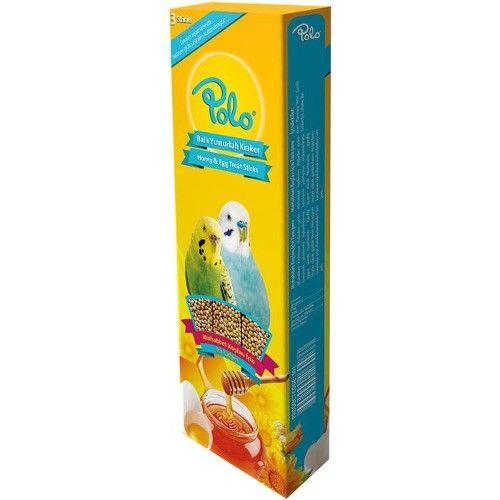 Polo Ballı Yumurtalı Muhabbet Kuşu Krakeri 3'lü Paket 8,89 TL ve ücretsiz kargo ile n11.com'da! Diğer Diğer fiyatı Evcil Hayvan Ürünleri kategorisinde.