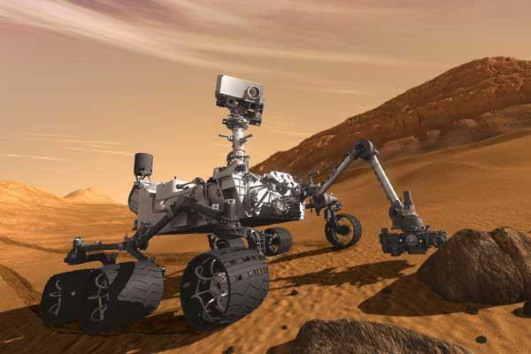 Proiect: trimiterea unui echipaj de roboți pe Marte - Ethink.ro