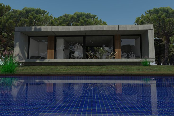 h-kub. Casas modulares, diseño y arquitectura Distintas versiones de un mismo modelo. H-kub personalizacion 100%. H-kub-60b y H-kub72d #casamodular #casa #arquitectura #diseño #arquitecturamoderna #arquitecturamodular #modularhome #modularhouse #casaprefabricada 👍👍👍