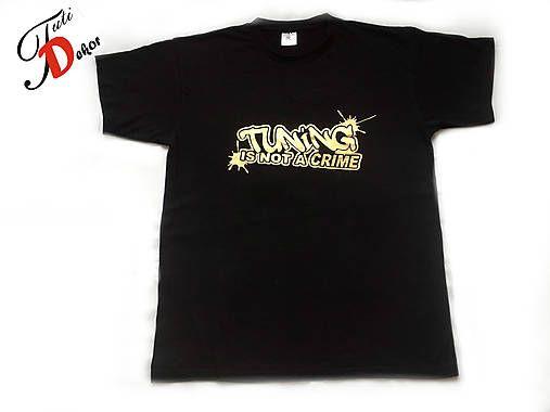 Tutidekor / Pànské tričko s potlačou