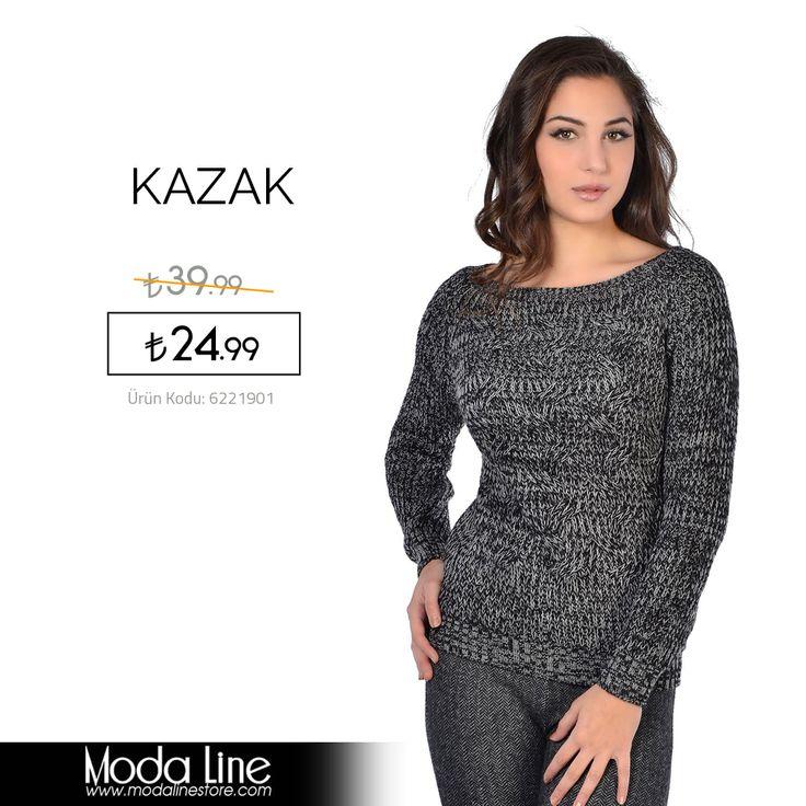 Soğuk havalarda ne giyeceğine karar vermediysen, modalinepark.com senin için rengarenk #kazaklar seçti!