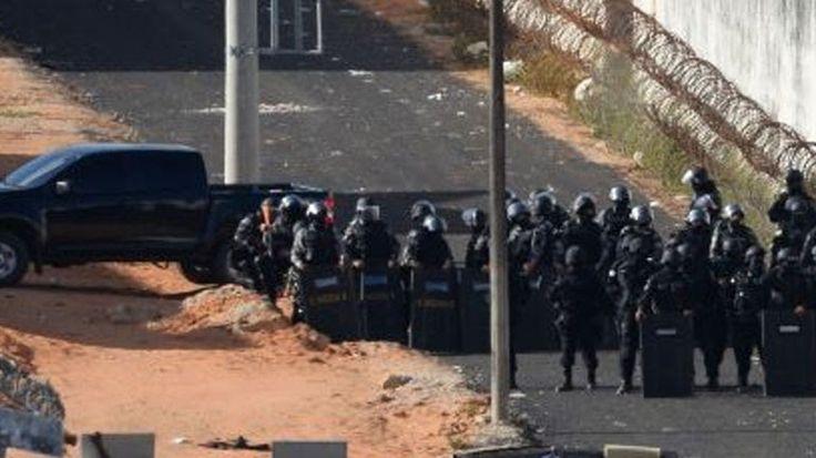 Βραζιλία: Απέδρασαν 62 κρατούμενοι κατά τη διάρκεια εξέγερσης σε φυλακή