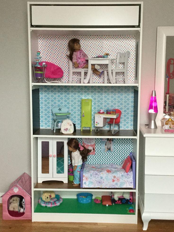 american girl dollhouse ikea | jacquelinegaray