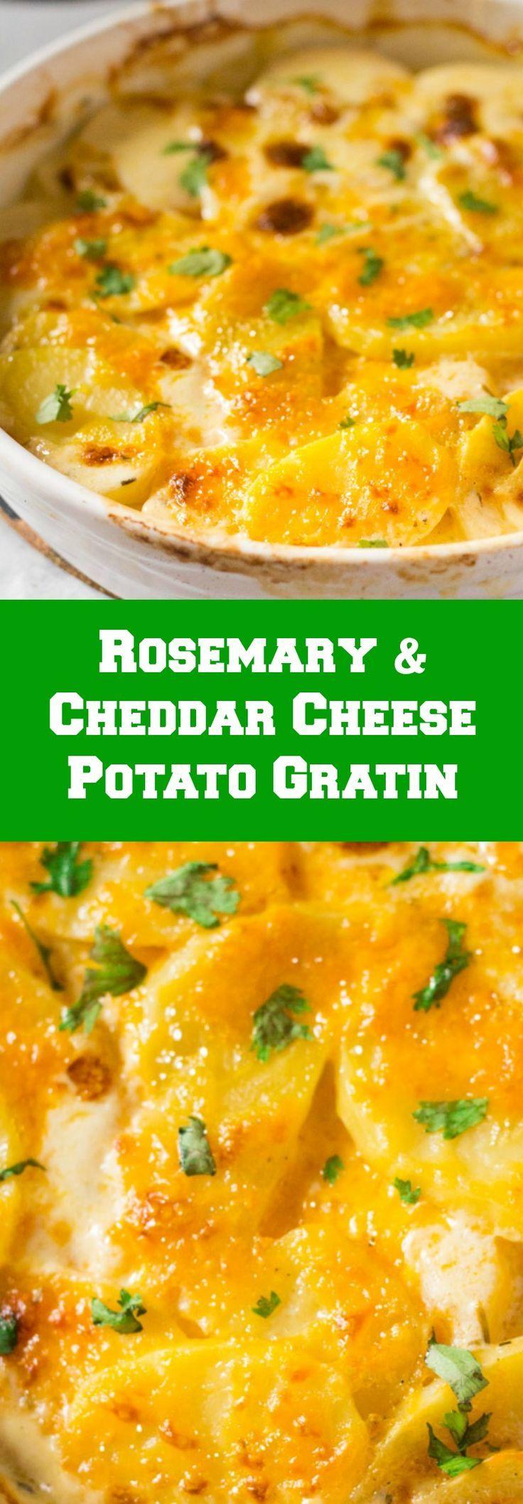 ... -Potatoes on Pinterest | Cheesy potato casserole, Potatoes and Gratin