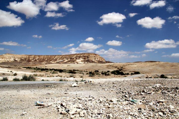 Beautiful Masada/Israel