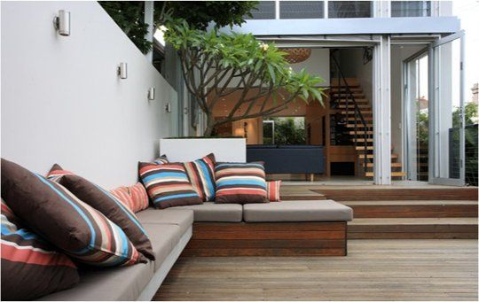 187 best images about contemporary courtyards and small gardens on pinterest