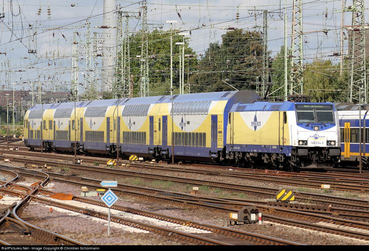 RailPictures.Net Photo: 146 534-3 Metronom BR 146 at Bremen, Germany by Christian Schürmann
