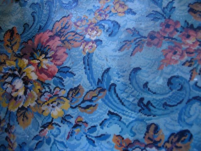 Vintage Linoleum Flooring Patterns