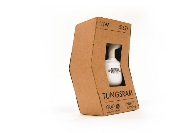 Tungsram Bulb Packaging Redesign (Student Project) on Packaging of the World - Creative Package Design Gallery