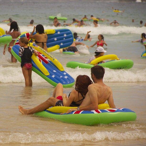 Havaianas 2013 #Australia Day Thong Challenge!