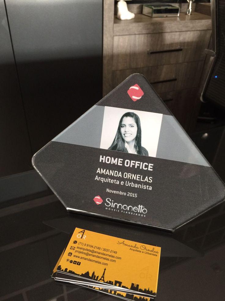 Mostra Simonetto - Ambiente Home Office By Amanda Ornelas