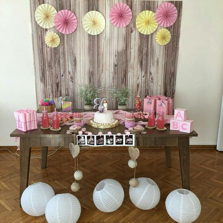 Baby shower party ...