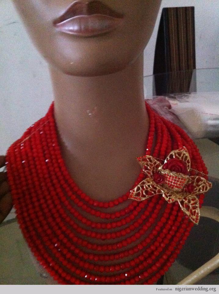 Nigerian Wedding: i Beaded Jewelry Ideas For Weddings |