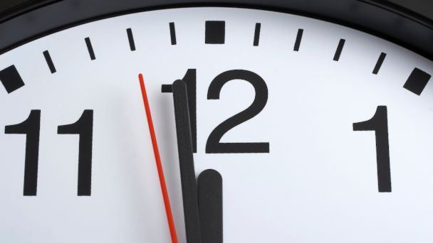 Leap Second: Why June Will Be 1 Second Longer - ABC News