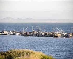 Famous for sweet Blue Mussels and its Mussel Festival in January - Portarlington, VIC