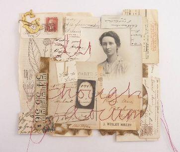 work by Clare Hillerby of Edinburgh