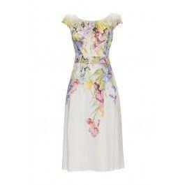 Sukienka DAISY w kwiaty