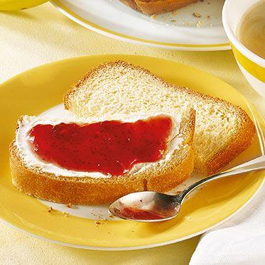 Brioche - Rezept für den Brotbackautomat