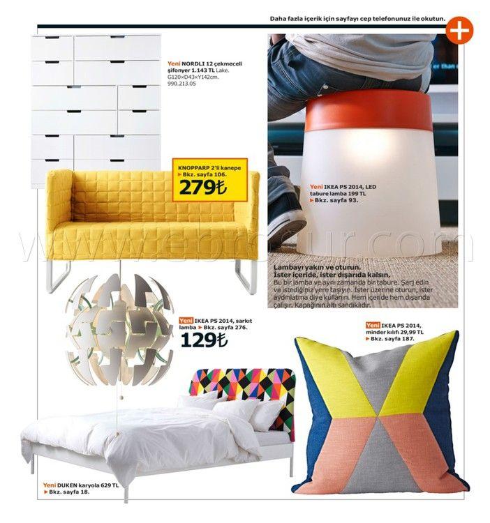 Ikea Kataloğu 2015: Güne Güzel Başlayın!