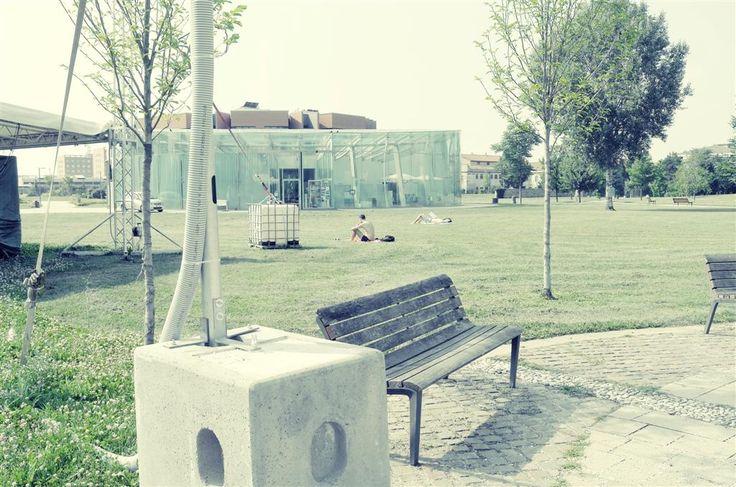 Summer Landscape (Parco Europa, Padova)
