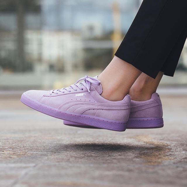puma suede violet on sale   OFF32% Discounts 7c7762a85