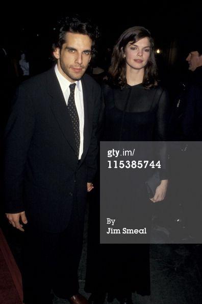 ben stiller and jeanne tripplehorn celebrity couples