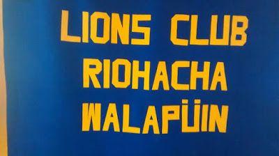 El Club de Leones tiene presencia en el Distrito de Riohacha (La Guajira)
