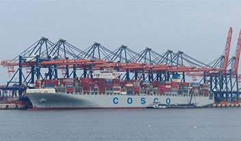 GuangDong: Cosco Corp Snatches Deal for Boxship Trio