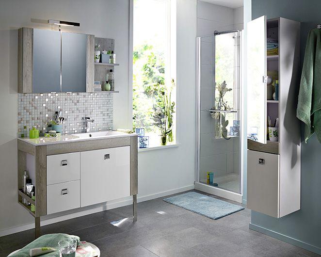 Grande salle de bain familiale amazon castorama salle for Amazon salle de bain