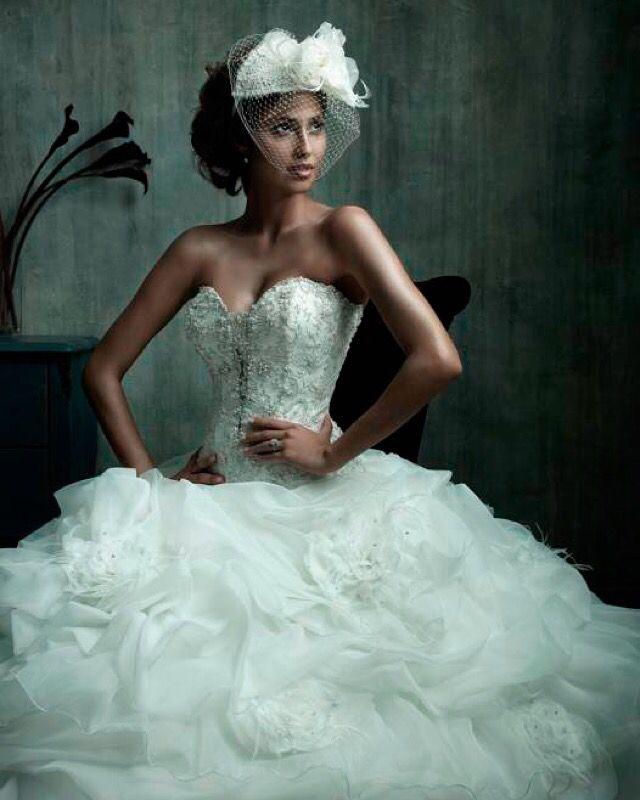 46 best Wedding Dresses images on Pinterest | Wedding dress, Short ...