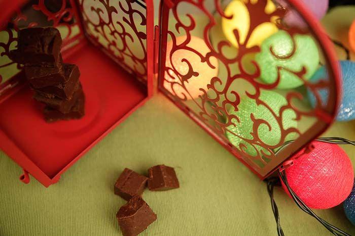 Fudge με σοκολάτα. Απόλυτα χορτοφαγικό και χωρίς γλουτένη, συνταγές για χορτοφάγους χωρίς γλουτένη