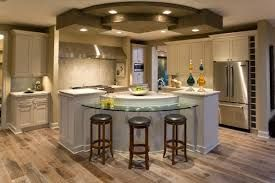 Image result for long narrow kitchen island with hob & seating designs