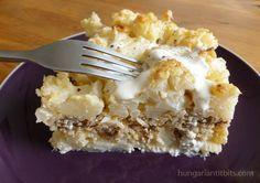 Hungarian Layered Cauliflower - Rakott Karfiol