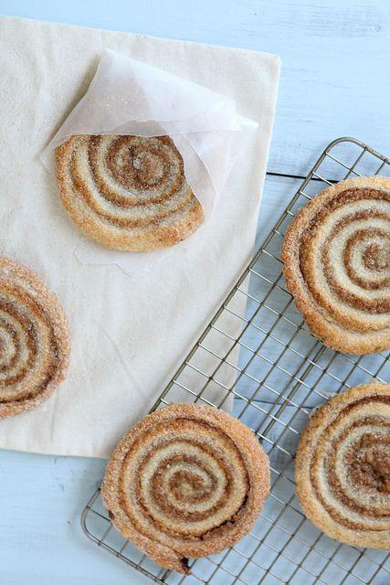 Elephant Ear Cookies | Annie's Eats by annieseats, via Flickr