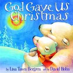 It's good for kids to be read to, and what better time to honor this tradition than around Christmas time? The books on this page each lend themselves to this practice.