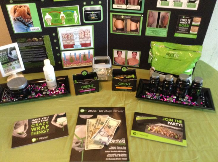 It works display https://angelaholmes.myitworks.com