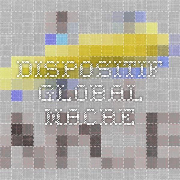 Dispositif global NACRE