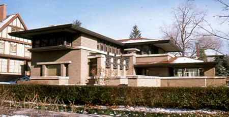 Best 25 prairie style houses ideas on pinterest prairie for Frank lloyd wright prairie style house plans