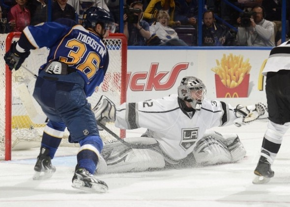 Jonathan Quick, he's freakin awesome!