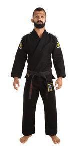 Kingz Basic 2.0 Gi Black | Rashguards, Tshirts BJJ, Gi's, Defense Soap - BJJ Fight Gear