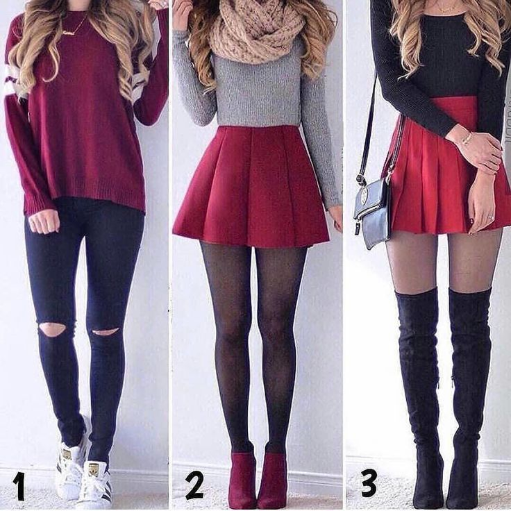 43 Perfect Outfit Ideas for School – Outfits for Teenage Girls # Idea … – fa… – Fashion style 2019- Latest fashion trends & Fashion wear & Fashion news