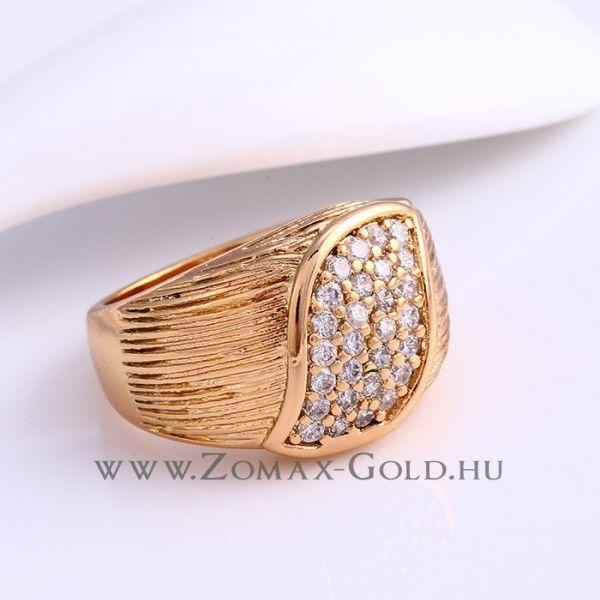 Lotti gyűrű - Zomax Gold divatékszer www.zomax-gold.hu